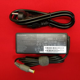 Блоки питания - 002142 Блок питания (сетевой адаптер) для ноутбуков Lenovo 20V 4.5A 8pin, 0