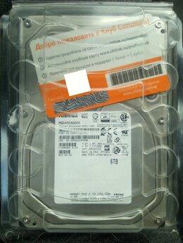Внутренние жесткие диски - Жёсткий диск Toshiba 6 GB, 0