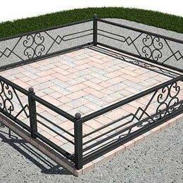 Ритуальные товары - Кованая оградка №66 - изготовим по вашим размерам, 0