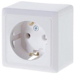 Электроустановочные изделия - Розетки и выключатели, 0