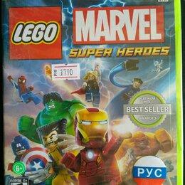 Игры для приставок и ПК - LEGO Marvel Super Heroes (XBOX 360)(русскиесубтитры) , 0