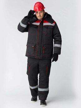 Одежда - Спецодежда зимняя спецовка роба Костюм Титан, 0