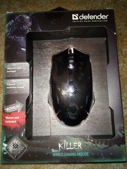 Мыши - Проводная игровая мышь Defender Killer GM-170L…, 0