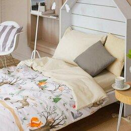 Постельное белье - Постельное белье детское 1,5 спальное бязь, 0