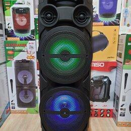 Портативная акустика - Колонка ZQS8202S, 0