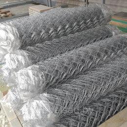 Заборчики, сетки и бордюрные ленты - Сетка рабица оцинкованная Глушково, 0