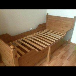 Кровати - Кровать детская Лексвик Икеа раздвижная , 0