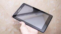 Планшеты - Планшет Lenovo IdeaTab A5500 16Gb 3G Blue, 0