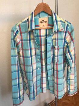 Рубашки - Рубашка Hollister новая, 0
