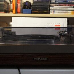 Проигрыватели виниловых дисков - Pioneer EX-500PL, 0