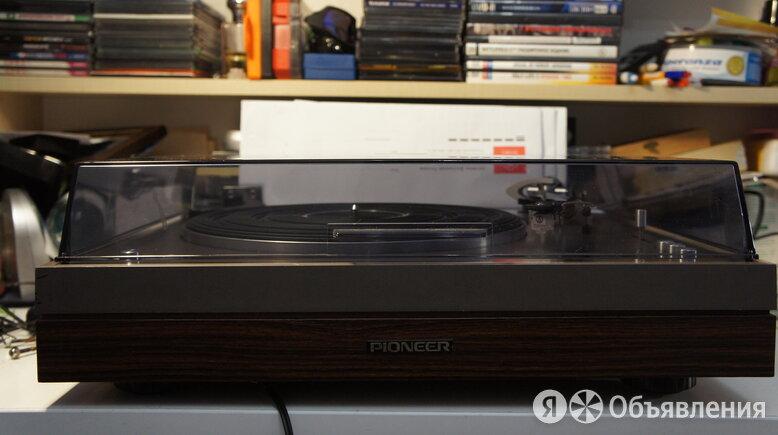 Pioneer EX-500PL по цене 18500₽ - Проигрыватели виниловых дисков, фото 0