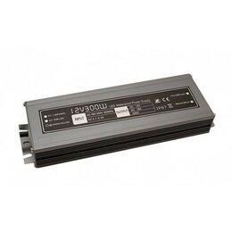 Блоки питания - Блок питания 300Вт 24В IP67 алюминий SLIM, 0