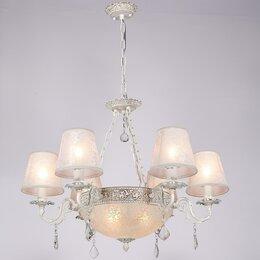 Люстры и потолочные светильники - Подвесная люстра Citilux Бельведер CL424161, 0
