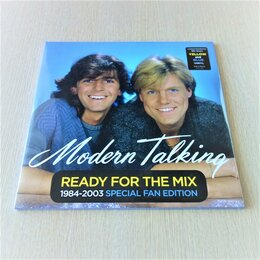 Виниловые пластинки - Modern Talking - Ready For The Mix (84-2003 Sp.…, 0