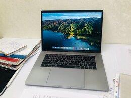 Ноутбуки - MacBook pro 15 Touch Bar SSD a1707 (350 циклов), 0