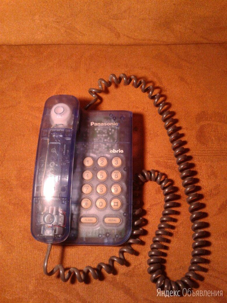 Стационарный телефон Panasonic по цене 200₽ - Проводные телефоны, фото 0