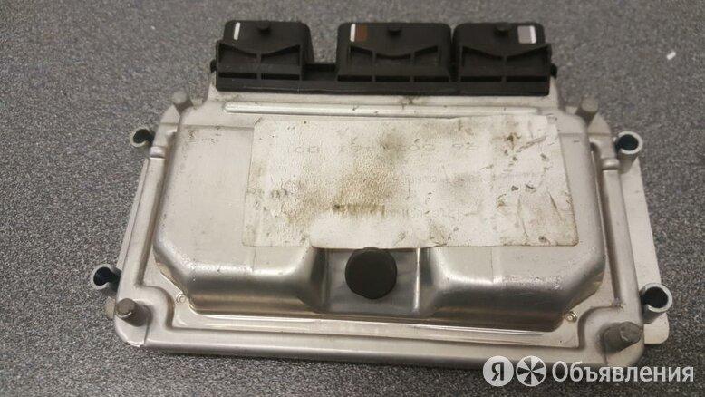 Блок управления двигателем Пежо 307 по цене 3800₽ - Электрика и свет, фото 0
