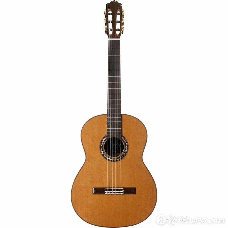 Классическая гитара CORDOBA LUTHIER C9 CEDAR по цене 94000₽ - Акустические и классические гитары, фото 0