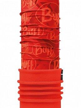 Стулья, табуретки - Бандана BUFF® fw Polar Tip Logo Orange Fluor, 0