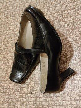 Туфли - Туфли кожаные 40 размер, 0
