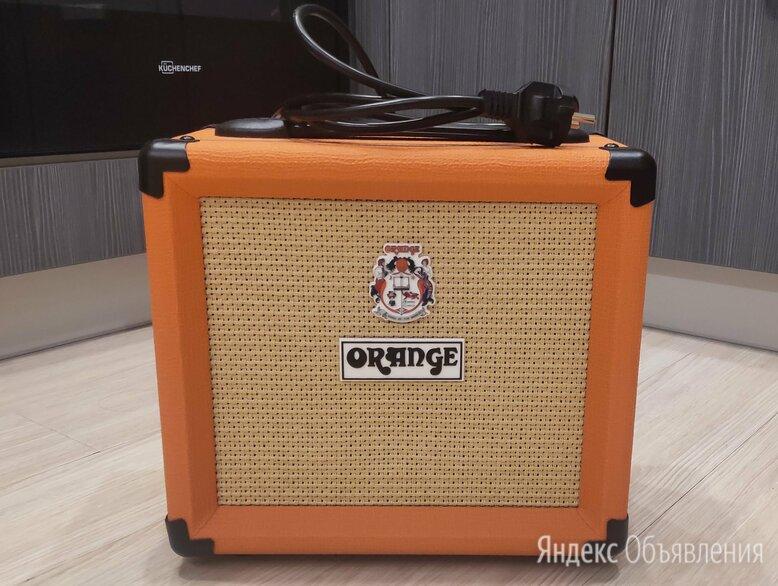 Orange Crush 12 + Гитарный Кабель (Комбоусилитель) по цене 7200₽ - Гитарное усиление, фото 0