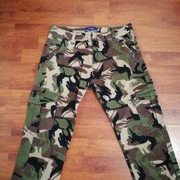 Брюки - Новые камуфляжные штаны, 0