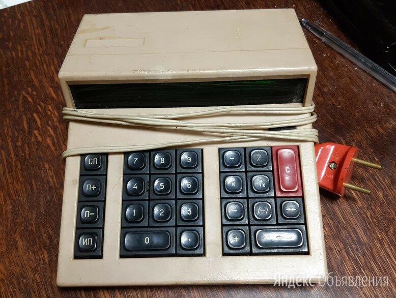 Калькулятор Электроника МК-42 СССР 1979г.  по цене 1500₽ - Калькуляторы, фото 0