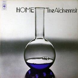 Виниловые пластинки - Home - The Alchemist - 1973 UK LP - Пластинка, 0