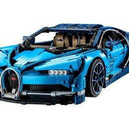 Конструкторы - Детский конструктор Bugatti Chiron (Бугатти Шерон), 0