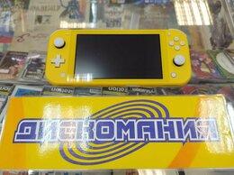 Игровые приставки - Nintendo Switch Lite (Желтый), 0