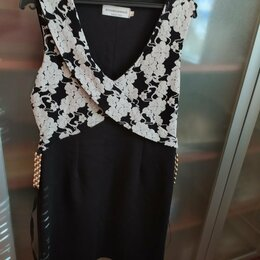 Платья - Платье 46-48 размер L(Италия), 0