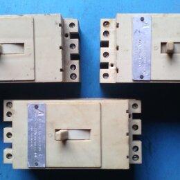 Пускатели, контакторы и аксессуары - Автомат- выключатель ( контактор ) АЕ  2046-10 Б, 0