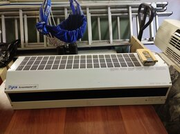 Тепловые завесы - Тепло-холодо завеса Pyrox Screen Master LG-943…, 0