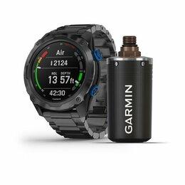 Умные часы и браслеты - GARMIN DESCENT MK2I BUNDLE, TITANIUM CARBON GRAY…, 0