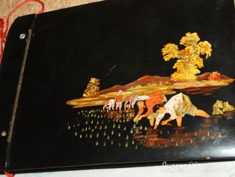 альбом вьетнам по цене 1000₽ - Искусство и культура, фото 0