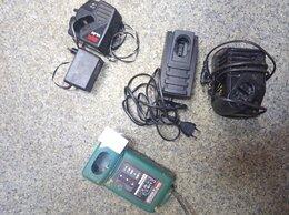 Аккумуляторы и зарядные устройства - зарядное устройство для шуруповерта, 0