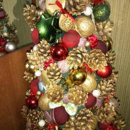 Ёлки искусственные - Новогодняя ёлка ручной работы., 0
