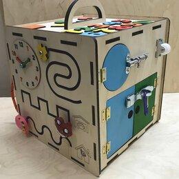Развивающие игрушки - Бизикуб, 0