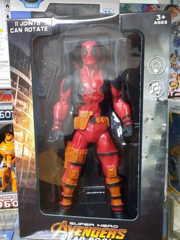 Игровые наборы и фигурки - Deadpool фигурка, 0