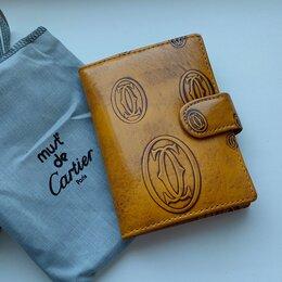 Визитницы и кредитницы - Кляссер (визитница) из натур. кожи Cartier, 0