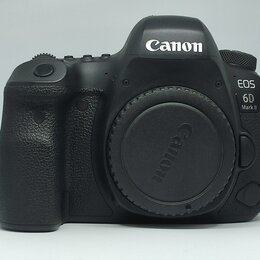 Фотоаппараты - Canon 6D Mark II, 0