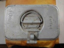 Военные вещи - Бак для кофе Вермахт 1937г., 0