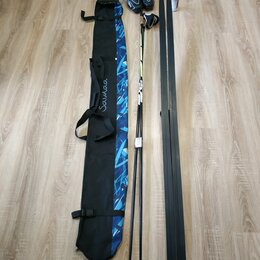 Беговые лыжи - Полный лыжный комплект, 0
