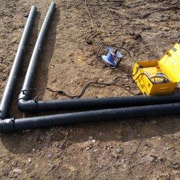 Архитектура, строительство и ремонт - Сварка пнд труб пнд муфт водопровод, 0