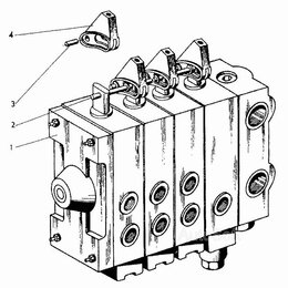 Для железнодорожного транспорта - Командное устройство с распределителем ДВ-1621, 0