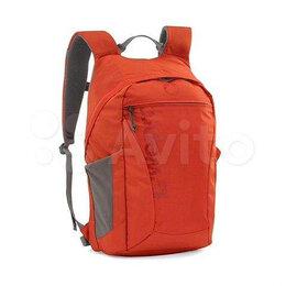 Сумки, чехлы для фото- и видеотехники - Фоторюкзак Lowepro Photo Hatchback 22LAW оранжевый, 0