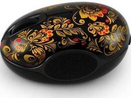 Мыши - Новая беспроводная мышь OKLICK 535XSW хохлома, 0