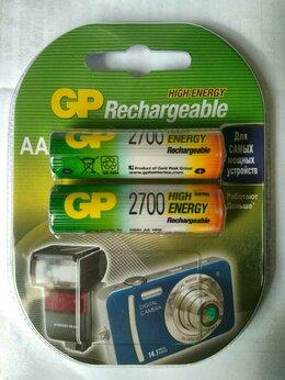 Батарейки - Аккумулятор Ni-Mh AA GP 2700 2 шт, 0