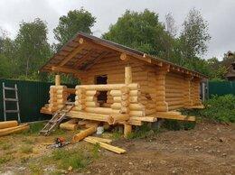 Готовые строения - Баня из бревна, 0