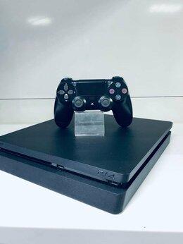 Игровые приставки - Игровая приставка Sony PlayStation 4 Slim 500 ГБ , 0